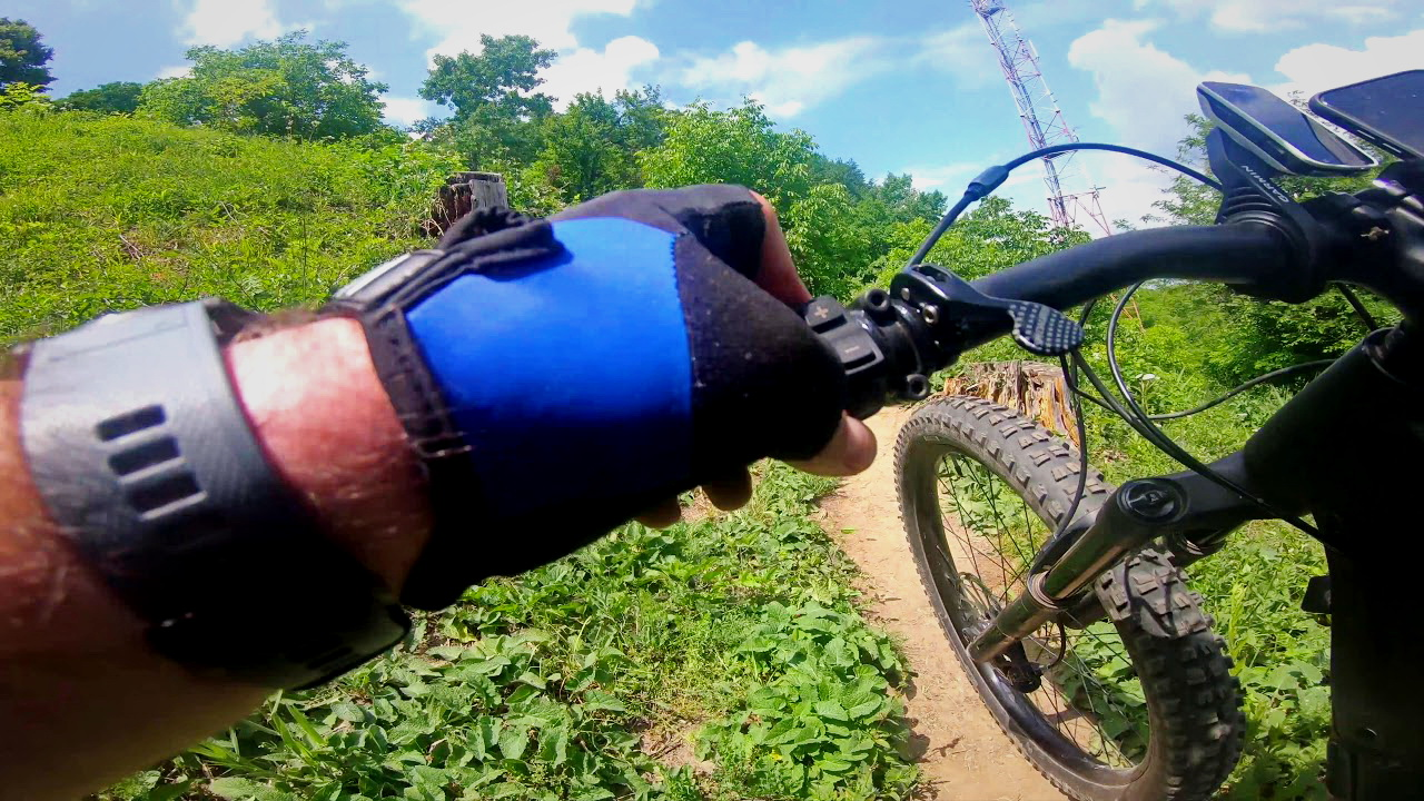 Traseu MTB cu bicicleta Sighisoara - Crit - Saschiz
